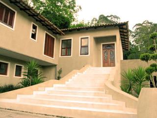 MBDesign Arquitetura & Interiores Tropische Häuser