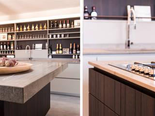 Minimalistische Küchen von studiooxi Minimalistisch