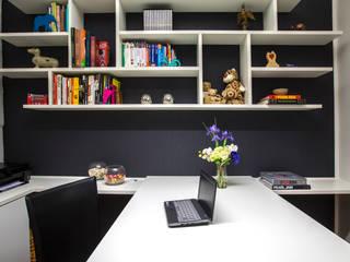 Danyela Corrêa Arquitetura Oficinas de estilo moderno