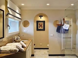 Villa La Pietra - Riviera di Levante Studio Codebò Vergnano Modern bathroom