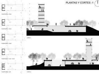 """CONCURSO """"CENTRO PARADOR LA TOMA"""":  de estilo  por SAP"""