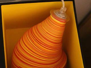 suspensions en papier roulé:  de style  par la maison d'émilpapiers