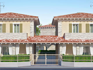 2P COSTRUZIONI srl Classic style houses