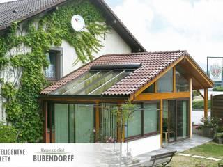 Rolety poziome do ogrodów zimowych - ROLAX: styl , w kategorii Ogród zimowy zaprojektowany przez Inteligentne Rolety Bubendorff