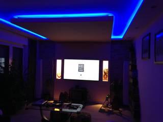 Salas de estar modernas por TDLighting Moderno