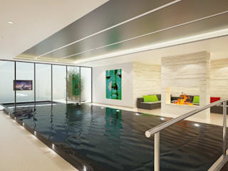 Swimming Pool Aqua Platinum Projects Klassische Pools