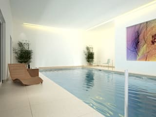 Palace Garden Terrace Aqua Platinum Projects Pool