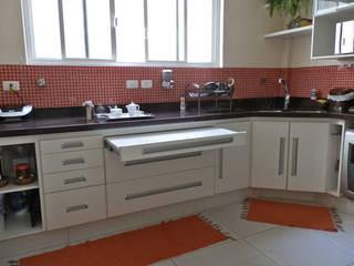 مطبخ تنفيذ MBDesign Arquitetura & Interiores