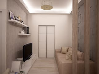дизайн-бюро ARTTUNDRA Living room White