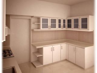 Remodelación - Pilar Cocinas modernas: Ideas, imágenes y decoración de GPA studio Moderno