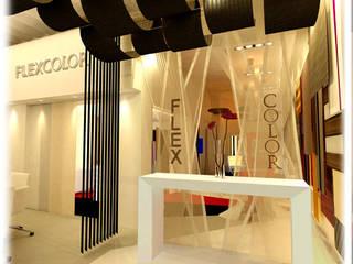 Renders Showroom - Palermo Centros de exposiciones de estilo moderno de GPA studio Moderno