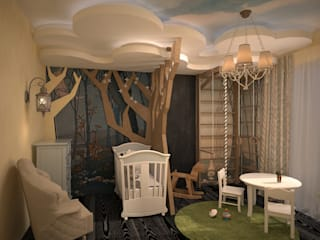 Nursery/kid's room by 16dots