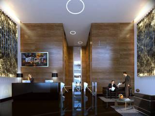 Aloft Hotel Estudio A2T