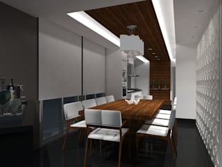 Moderne keukens van Daniela Hescheles Arquitetura Modern