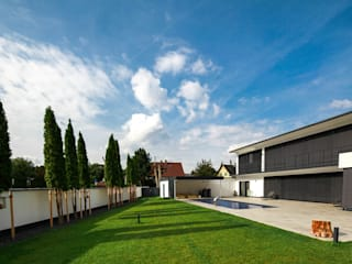 Herzog-Architektur Modern home