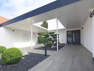 de Herzog-Architektur Moderno