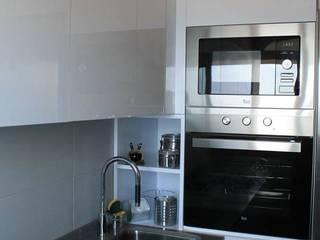 Reforma de cocina y baño de ATM Arquitectura Técnica