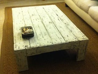 Muebles Reciclados Mallorca Living roomSide tables & trays