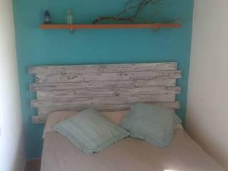 Muebles Reciclados Mallorca BedroomBeds & headboards