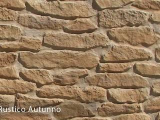 RUSTİCO DOĞAL TAŞ:  de estilo  por Sena Stone