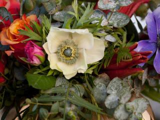 El estilo Vintage evoluciona... Jardines de estilo ecléctico de CRIS CAMBA Estudio floral. Ecléctico