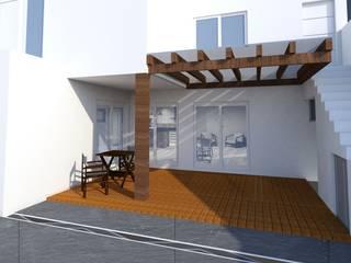 Reforma Espaço Gourmet Garagens e edículas modernas por Solução Arquitetura e Engenharia Moderno
