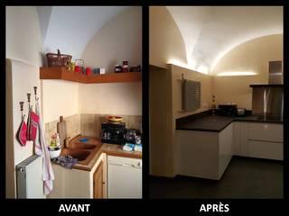 Rénovation cuisine par Atelier MATIERES