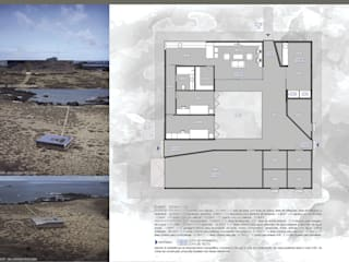Duas Casas nas Ilhas Selvagens por Vítor Leal Barros Architecture