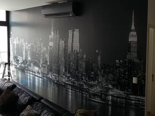 VARIOS Paredes y pisos de estilo moderno de Liferoom Moderno