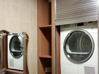 Almacén de Carpintería Gómez BathroomShelves