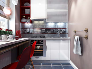 Kitchen by Your royal design, Industrial