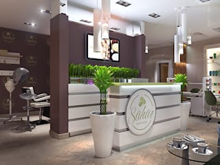 Spa by Your royal design, Tropical