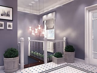 Corridor & hallway by Your royal design, Classic