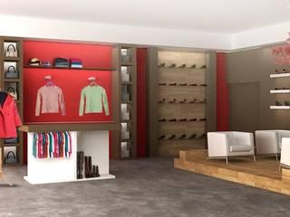 Estudio Arquitectura Integral Kantoren & winkels