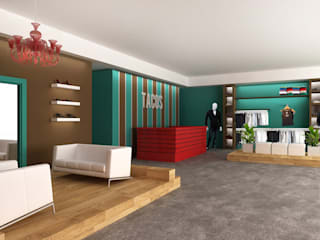 Estudio Arquitectura Integral Negozi & Locali Commerciali