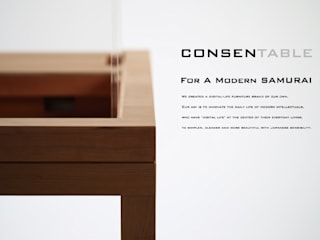 CONSENTABLE Study/officeDesks Gỗ