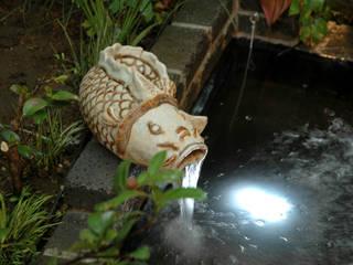 千代田区・S邸: 有限会社イエナランドスケープが手掛けた庭です。,