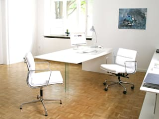 Study/office by Mensch + Raum   Interior Design & Möbel, Modern