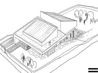 Habitação Unifamiliar RM por Em Paralelo