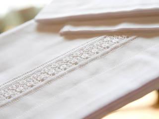 ROMÂNICO BABY BedroomTextiles Cotton White