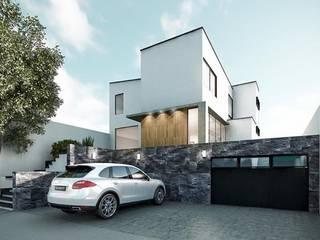 CoRREA Arquitectos 現代房屋設計點子、靈感 & 圖片