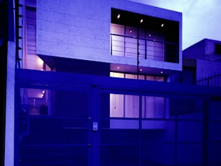 CaSA ASBUN Finished Work: Casas de estilo  por CoRREA Arquitectos