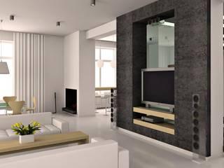 Living room by NOUVELLE. | Proje Danışmanlık, Modern