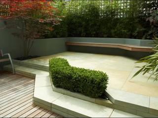 Jardines de estilo tropical de NOUVELLE. | Proje Danışmanlık Tropical