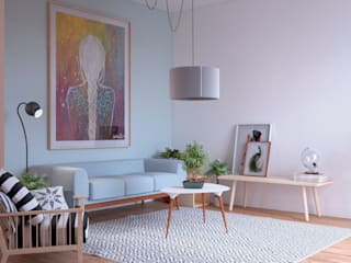 Living room by ERC