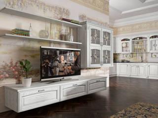 Luxusküchen di home cucine Mediterraneo