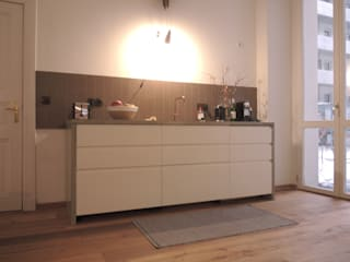 Betonküche:   von _WertWerke_