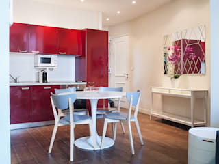 Home Staging - Cannes: Salle à manger de style  par B.Inside