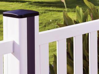 VALLA MODELO VISION Jardines de estilo minimalista de Privence Minimalista