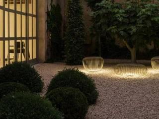 Création d'une allée de jardin: Jardin de style  par Beepaysage